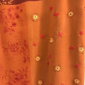 Harold's Skirts - Excellent condition tan/orange maxi skirt 2